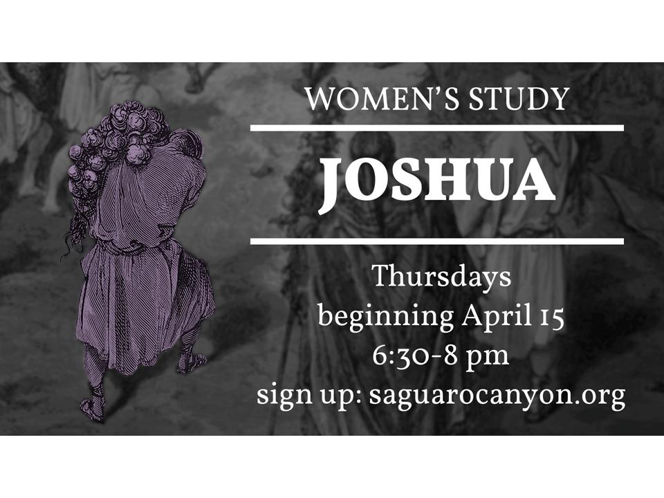 Joshua Study