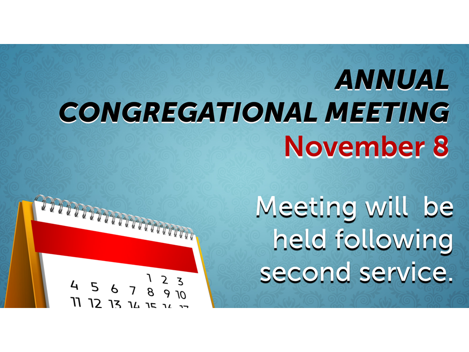 annual meeting updated