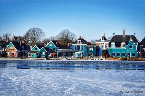 Winter in Zaandijk