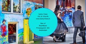 Photo exhibition Sanny Views City & CityLife, still on in October 2020