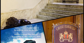 Photo exhibition Sanny Views and tour of hidden and unhidden treasures in Sofitel Legend The Grand A
