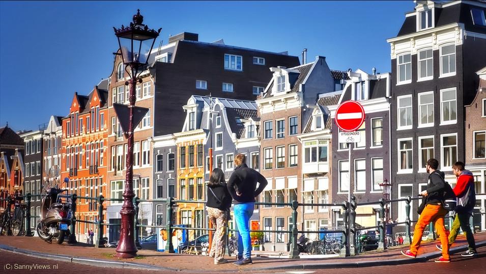 Vivid Pants in Amsterdam