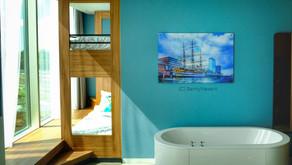 Sanny Views feliciteert Van der Valk hotel Zuidas, BNA beste gebouw 2021