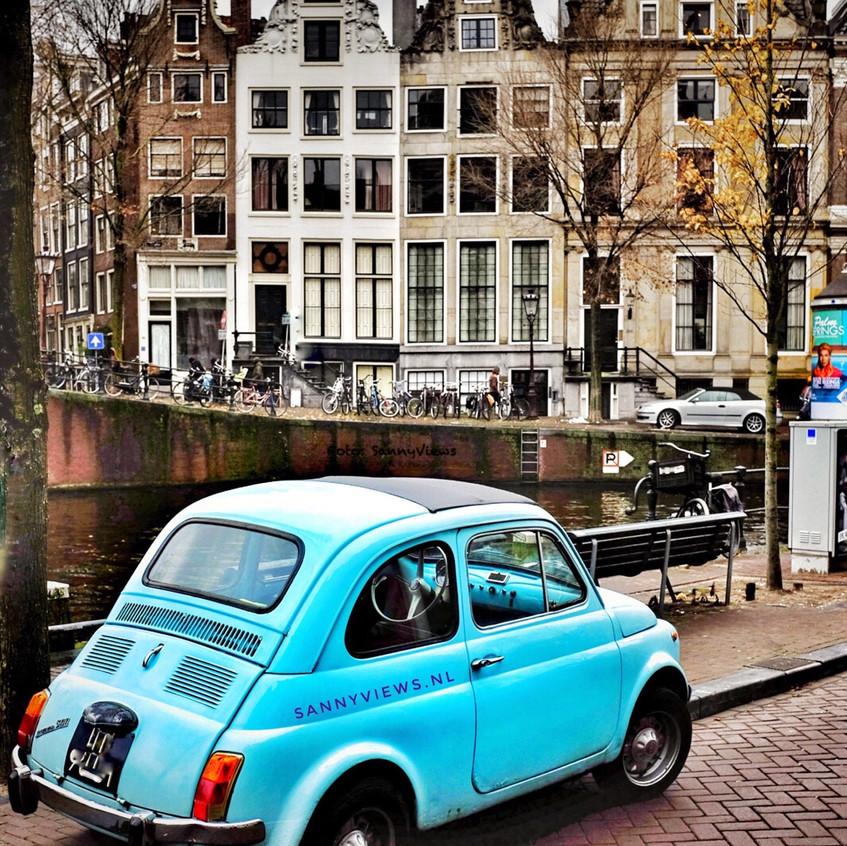 Sanny Views Amsterdam