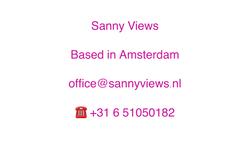Contact Sanny Views