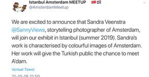 Sanny Views goes International