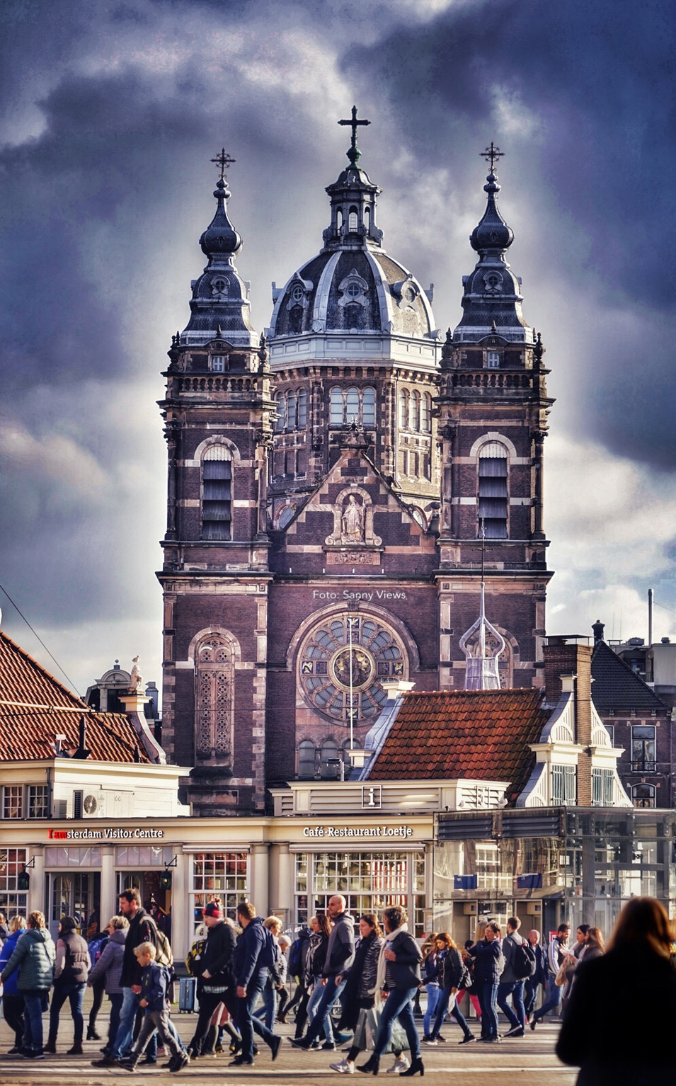 Saint Nicholas Amsterdam