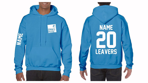 Strodes College Leavers Hoody 2020