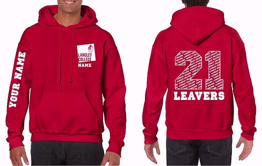 Langley College Leavers Hoody 2021