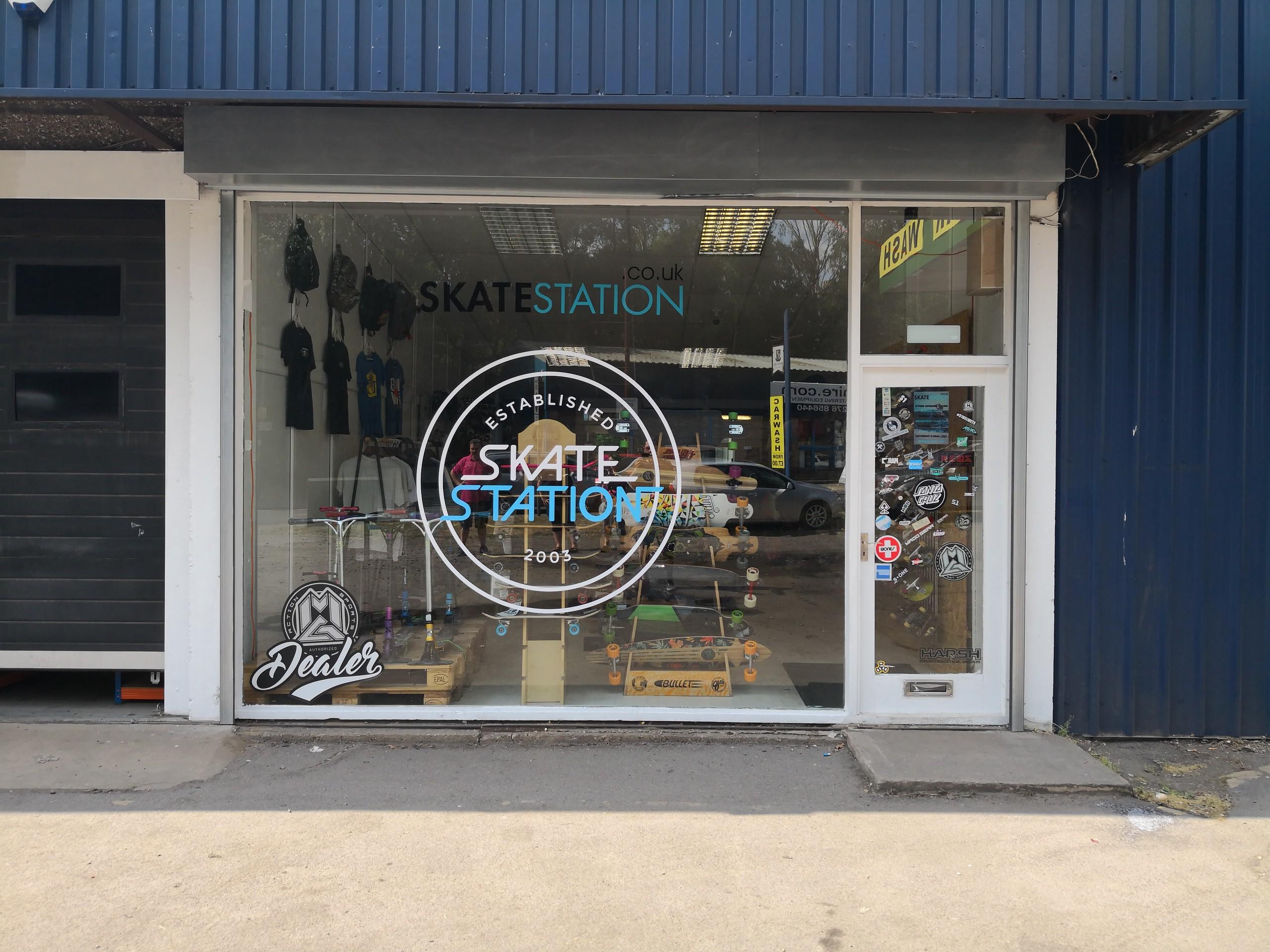 Shop Signage