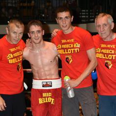 Boxing Shorts & Corner Shirts