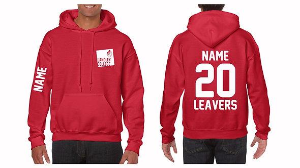 Langley College Leavers Hoody 2020