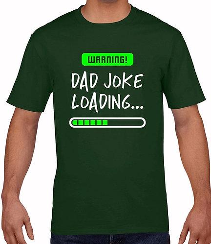 """Fathers Day - """"Dad Joke"""" T-Shirt"""