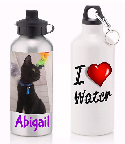 Personalised Children's Water Bottle