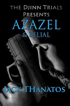 Azazel Front Cover