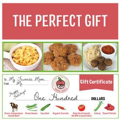 Yumma Gift certificate promo SQUARE