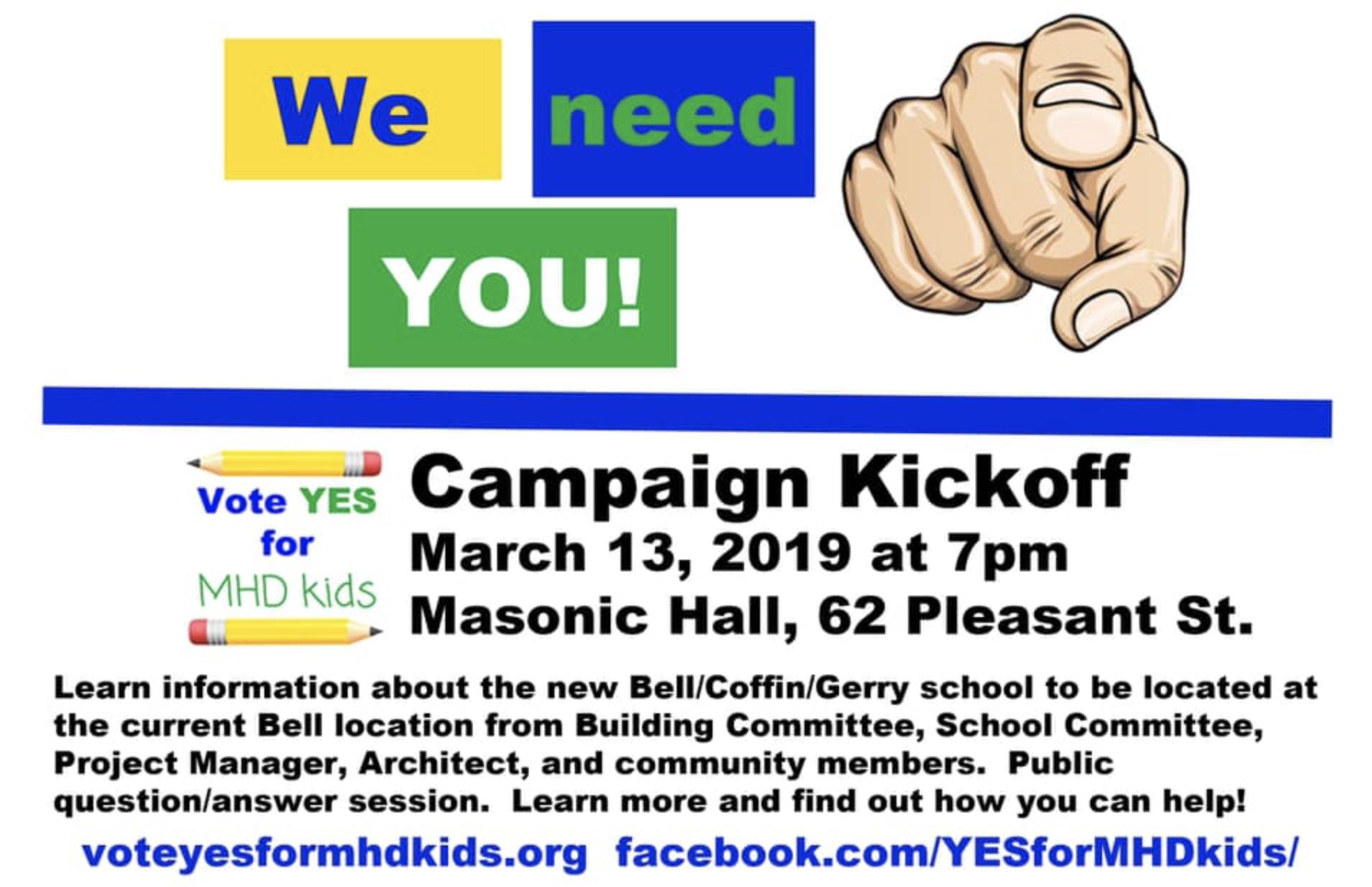 Political Campaign Promotion