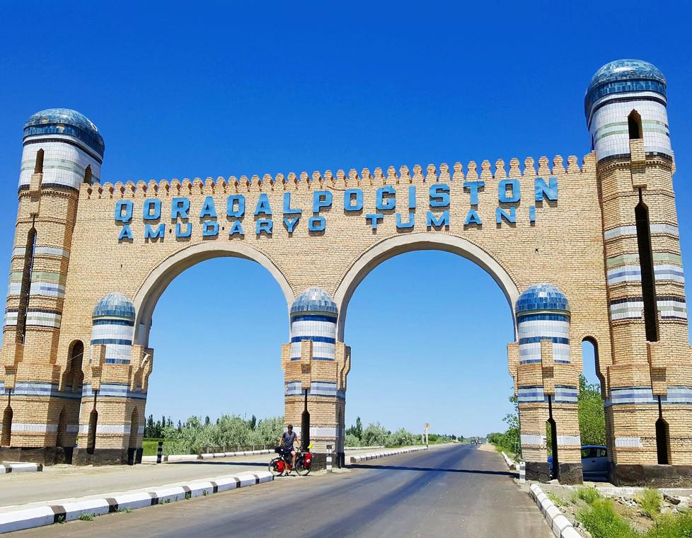 Unfinished Business - Western Uzbekistan