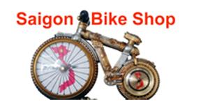 Saigon bike shop