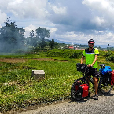 Bicycle Touring Indonesia