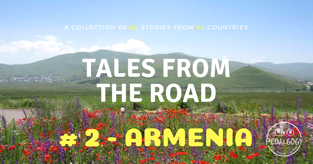bicycle touring armenia