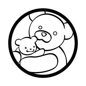 coloring page teddy's friend