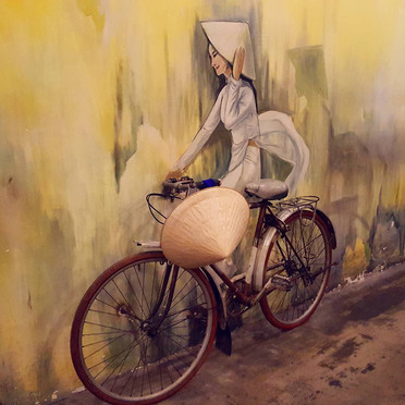 bicycle touring vietnam