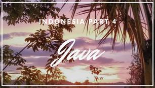 Indonesia Part 4: Java