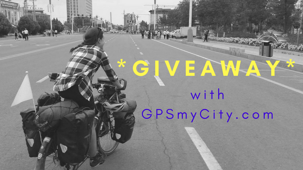 Click here for Giveaway: Win 1 Year Subscription to GPSmyCity
