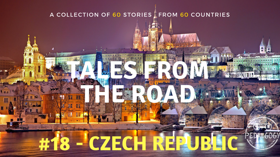 A collection of tales from the road #18 - Czech Republic