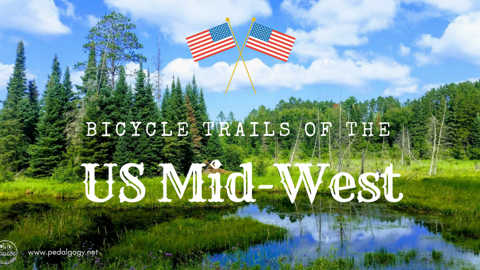 Bicycle Trails of the US Mid-West
