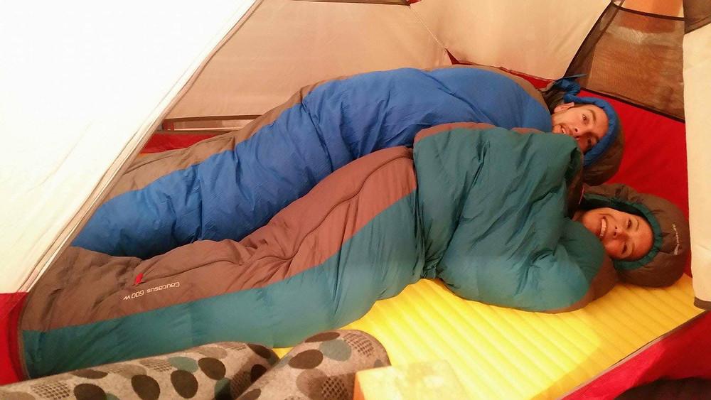 robens caucasus 600 sleeping bag