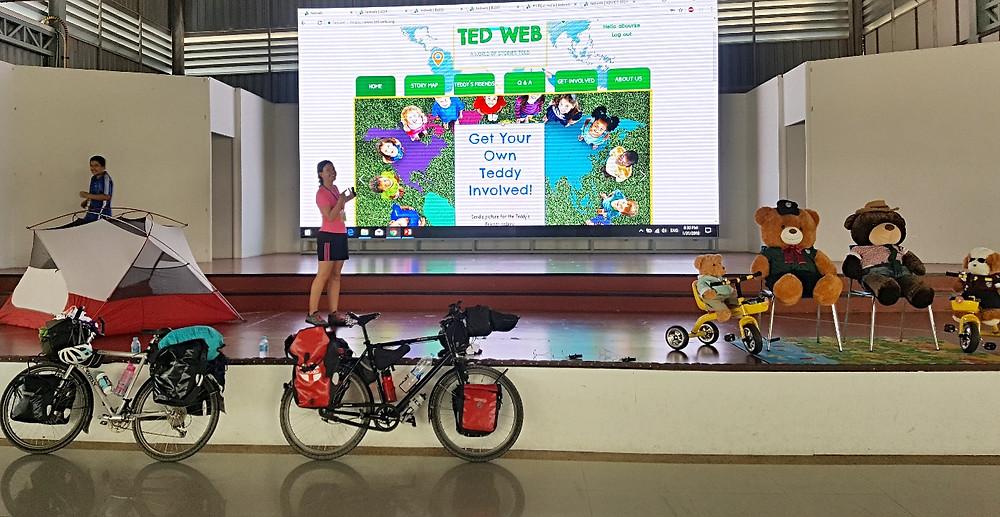 Ted Web workshop