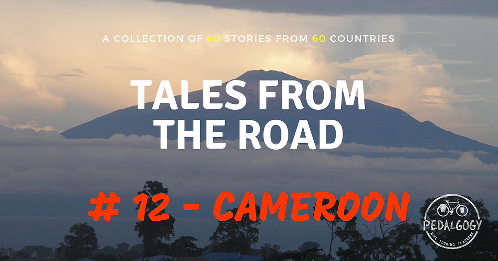 bicycle touring Cameroon