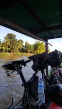 bicycle touring laos