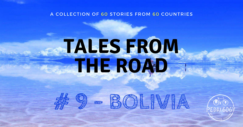 bicycle touring bolivia