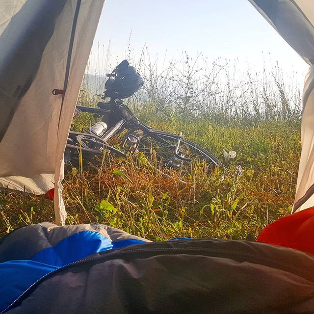 bicycle touring kyrgyzstan