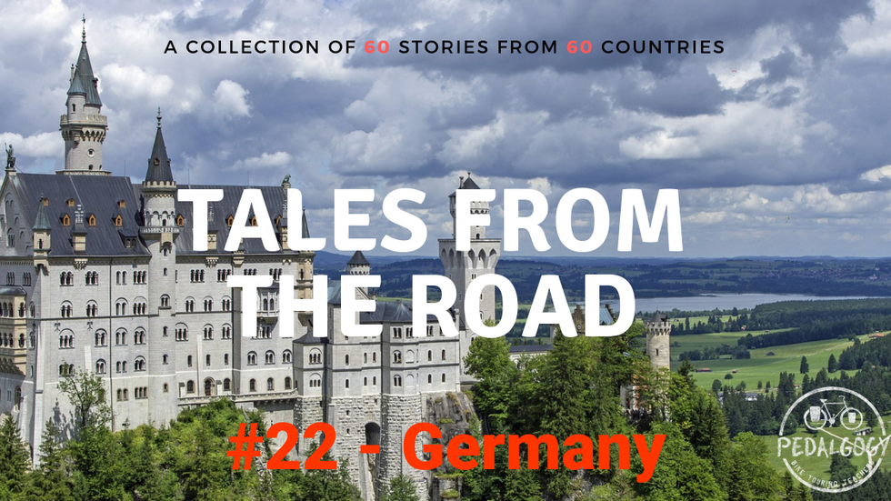 A collection of tales from the road #22 - Germany