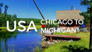 USA Chicago to Michigan