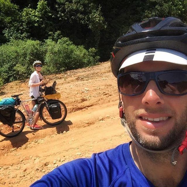 off road bike touring