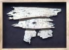Bark Quilt 3 White