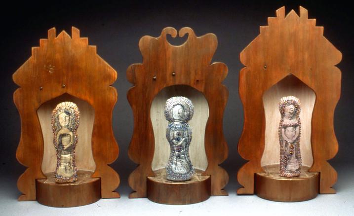Icon Trio, Dolls of Ancient Dolls