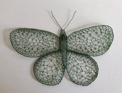Lace Butterfly