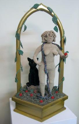 Wisdom: Eve, Homage to Mary Daly