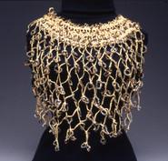 Raffia Necklace