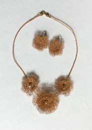 Gold Flower set