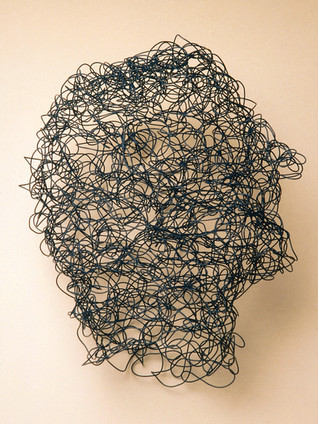 Woman in 3 Parts - Head
