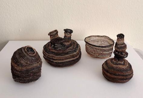 Horsehair  Vessels