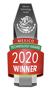 Mexico Technology Award 2020 - transpare