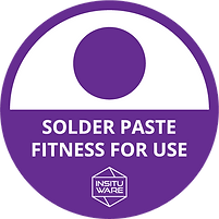 Solder Paste Fitness for Use - New Color